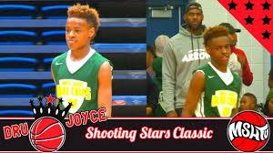 lebron james son playing basketball at home. Wonderful Son LeBron James Jr Is BECOMING A BEAST  Dru Joyce Shooting Stars Classic  Mixtape And Lebron Son Playing Basketball At Home