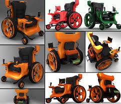35 Wildly Wonderful Wheelchair Design Concepts