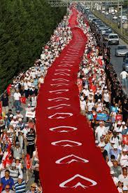 Image result for آنکارا تجمع بزرگ مخالفان اردوغان را «بازی خطرناک اپوزیسیون» خواند