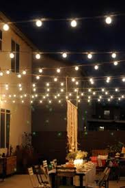 outside lighting ideas for parties. string lights eclectic houzz holiday contest a pretty backyard dinner party outside lighting ideas for parties