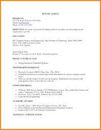 10 Sample Resume For Fresher Software Engineer Azzurra Castle