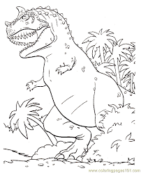 Small Picture Dinosaur Coloring Page 26 Coloring Page Free Other Dinosaur