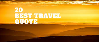 Safe Travel Quotes Extraordinary 48 Safe Journey Quotes For The Blissful Travel Mysticalroads
