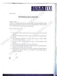Certificate Attestation Letter Format Fresh University As