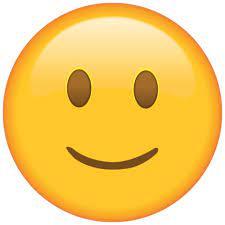 Download Slightly Smiling Face Emoji | Emoji Island
