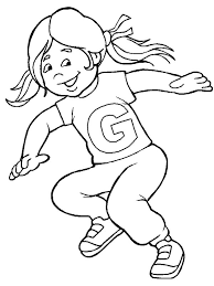 Small Picture Letter G for Little Girl Coloring Page Batch Coloring