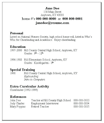 Resume Templates For Teens Beauteous For Teens Resume Templates Pinterest Template Student Resume