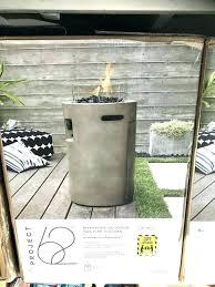gas fire column global outdoors outdoor bowl small natural pit outdoor fire heater pit floor standing column gas