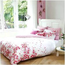cherry blossom duvet cover with plan japanese bedding set