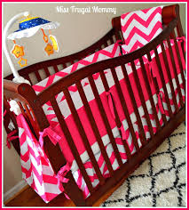 chevron crib bedding sets the sweet designs chevron pink white crib bedding set review girl chevron chevron crib bedding