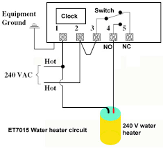 how to wire intermatic et series timer fig 6