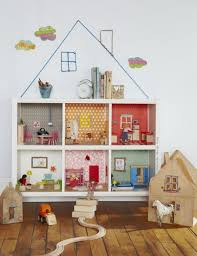 ikea dolls house furniture. book case like a doll house this is what iu0027d to do in the kidsu0027 room eventually dollhouse for barbies ikea dolls furniture l