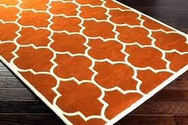 burnt orange area rugs brown and rug h ikea precious green learq me