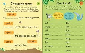 Grammar Punctuation Grammar Punctuation Practice Pad 6 7 Usborne
