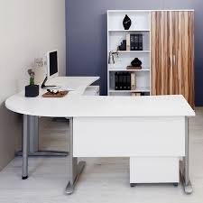 pottery barn bedford rectangular office desk. Bavaria L Desk Set Modern Desks Eurway Furniture Within White Decor 1 Pottery Barn Bedford Rectangular Office D