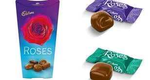 Chocolates Wrappers Cadbury Revamps 80 Year Old Roses Wrappers