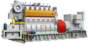 Image Steam Turbine Hfo Diesel Generator Set Power Plant Engineer Live Hfo Diesel Generator Set Power Plant Dg Genset Diesel Generator