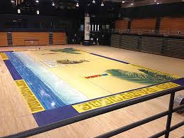 Fiu Basketball Court Designs Fiu Basketball Court Damaged In Crossfit Competition