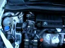 citroen c4 strange engine noise citroen c4 strange engine noise