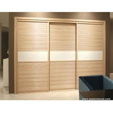 sliding door bedroom furniture. OPPEIN Modern Bedroom Furniture 3 Sliding Doors Wooden Wardrobe Closet Door I