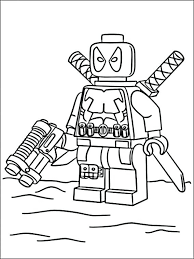 lego marvel deadpool coloring pages coloring book marvel heroes coloring pages sch for coloring pages