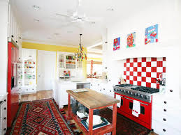Colorful Kitchen Colorful Kitchen Have A Worn Out Table In Need Of A Bit Of A