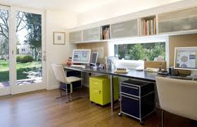 shared office space design. View In Gallery Clean And Contemporary Design White Shared Office Space