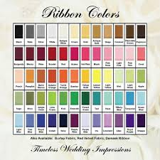 Calla Lily Color Chart Pinterest