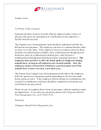 Example Of To Whom It May Concern Cover Letters Mini Mfagency Co