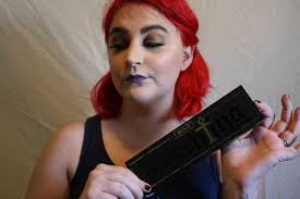 kat von d serpentina palette makeup tutorial