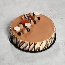 Triple Chocolate 8 Portion In Uae Gift Cake Triple Chocolate Cake