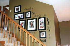 stairway wall decorating staircase wall decoration ideas decorate stairway wall creative staircase wall decorating ideas art frames stairs pictures
