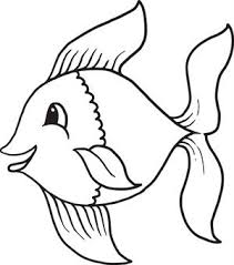 Small Picture Cartoon Owl Coloring Page Cartoon Fish and Rock painting
