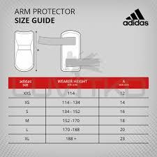Adidas Clothing Size Chart Cm