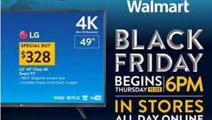 lg tv walmart. $328 49-inch lg 49uj6200 4k uhd smart tv is walmart black friday 2017 deal lg tv l