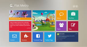 Metro Template 7 Best Metro Drupal Free And Premium Templates Themes