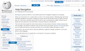 Wikipedia Layout Template Wikipedia Article Template Archives Hashtag Bg