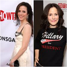 mary louise parker who led the show in her brilliant portrayal of nancy botwin she looks the same now