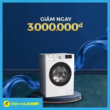 🔥 Máy giặt BEKO Inverter lồng ngang 10Kg 🎉... - Điện Máy Xanh Tiên Yên