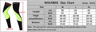 Focus Raven Size Chart Us 16 15 49 Off Wolfbike Men And Women Cycling Leg Warmers Winter Mountain Bike Ciclismo Riding Thin Thermal Fleece Elastic Leggings M Xl In Cycling