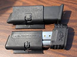 9Mm Magazine Holder Gear Review MagHolder Horizontal Magazine Holder VIDEO 11