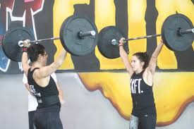 as shown in these photos peors worked closely with a teammate and munication is key with almost every exercise