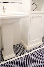 love navy blue dot tiles white mortar accent line of dots wht subway modern hardware and moroccan design within cabinets