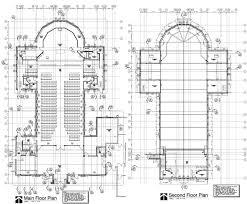 church floor plans. New Catholic Church Floor Plans Of The
