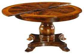 round table with leaf amazing round pedestal dining table with leaf formal round to round pedestal