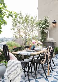 emily henderson outdoor furniture dining pic 11