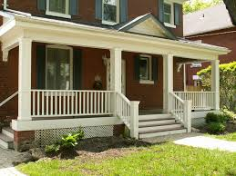 Wood Front Porch Designs Front Porch Designs Remodel And Landscape Ideas Open Beam