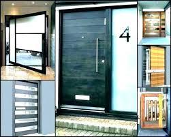 simplicity design modern exterior doors the holland the holland modern exterior door mid century modern exterior
