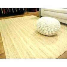 rug sea grass rugs jute woven natural floor area round seagrass 8x10