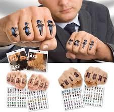 Male Tetovani Na Prsty Levně Mobilmania Zboží
